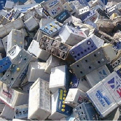 BATTERIES RECYCLING